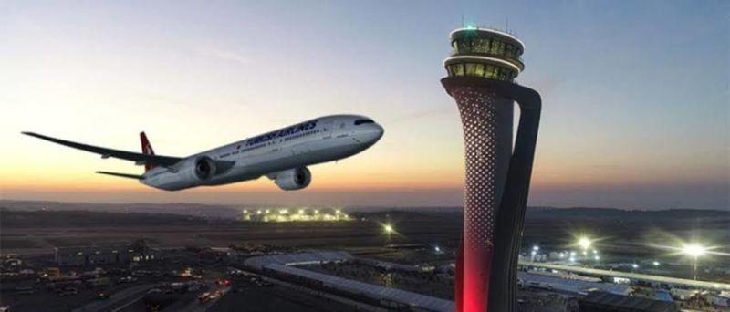 استقبال من vip مطار اسطنبول