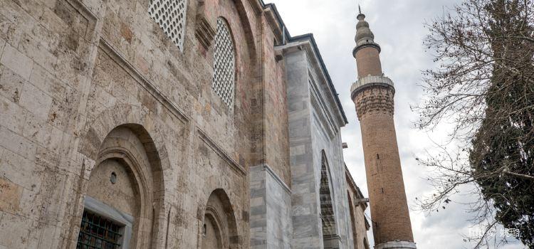 جامع بورصه الكبير
