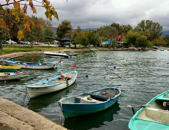 بحيرة ازنك بورصه