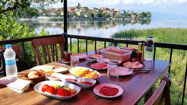 فطور قرية جوليازي