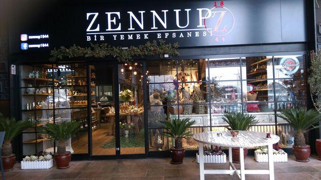 مطعم زنوب في بورصه