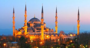 ميدان السلطان احمد اسطنبول