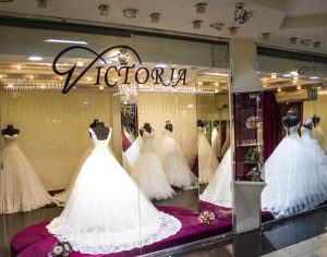 شارع الفساتين في اسطنبول
