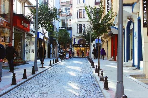 شارع عثمان بيه اسطنبول