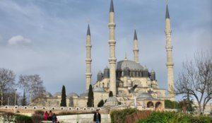 جامع السليمانية اسطنبول