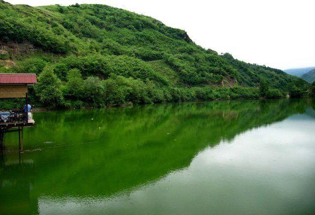 بحيرة سيراجول في طرابزون