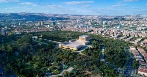 المسافة بين انقرة واسطنبول