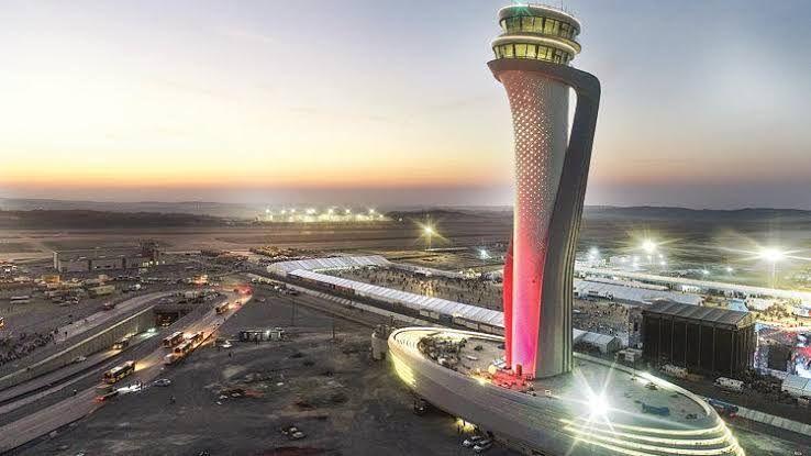 توصيل من مطار اسطنبول الجديد